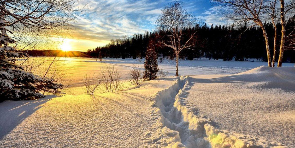 Comment prendre des photos de paysages enneigés