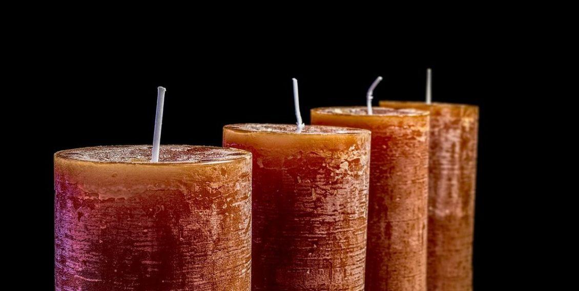 Créer ses propres bougies parfumées naturelles