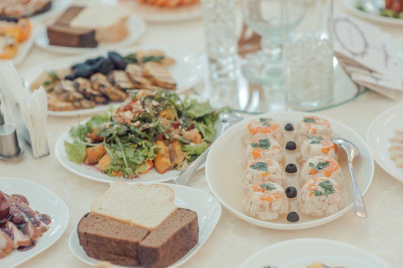 Comment faire du menu de votre mariage un succès auprès de vos invités