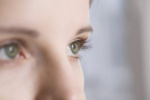 maquiller des yeux verts