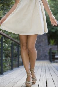 robe et chaussures