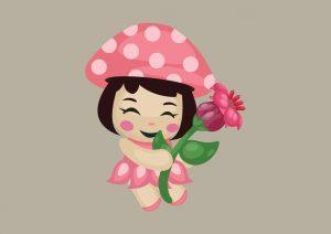 Cuir de champignon