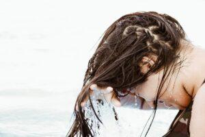 maïzena cheveux
